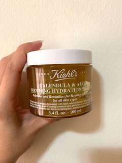 Kiehl's calendula soothing hydration masque