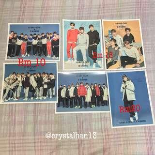 [YES SALE] wanna one kswiss official pc