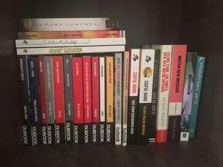 Koleksi Buku Fixi, Lejen, Dubook & buku indie