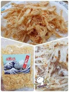 🚚 ❤️現貨❤️日本職人製作【日本麻辣花枝魷魚絲】