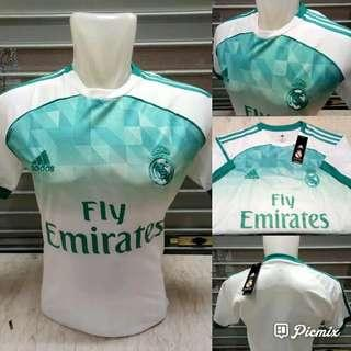 Real madrid home leaked 18/19 soccer jersey