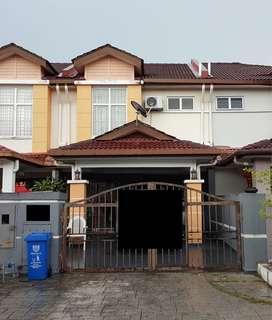 DOUBLE STOREY TERRACE HOUSE, TAMAN SUBANG INTAN
