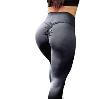 Butt lift booster gym leggings tights