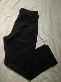 LONGPANT UNIQLO CHARCOAL