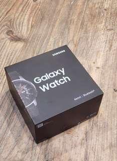 Samsung Galaxy Watch 2018 46MM BLUETOOTH READY STOCK LOCAL
