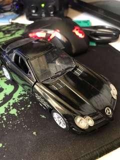 賓士SLR模型