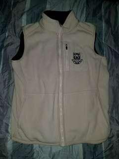 FILA Reversible Vest Jacket Fleece