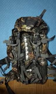 Camo Real Tree Bag Pack