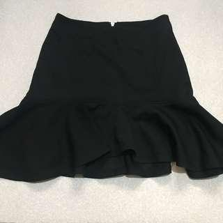 Forever 21 Exclusive Black Skirt
