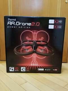 ***Brand New***  Parrot AR Drone 2.0 Power Edition