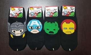 🚚 Marvel hero Socks