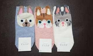 🚚 Cats Korean Socks