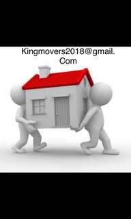 King movers ( moving home )