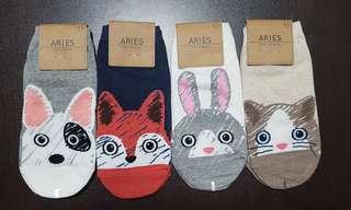 🚚 Cute Animal Socks
