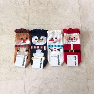 RLP Bubble Christmas Socks