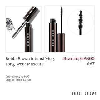 Bobbi Brown Intensifying Longwear Mascara
