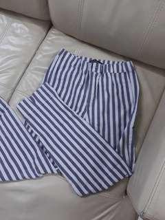 Thick Striped Tilden Pants Comfy Work Pants 💕