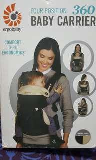 Fast Deal @ $50 BNIB Ergo Baby 360 Carrier (Four Positions)