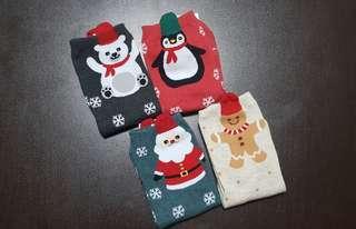 🚚 Cute Christmas Socks