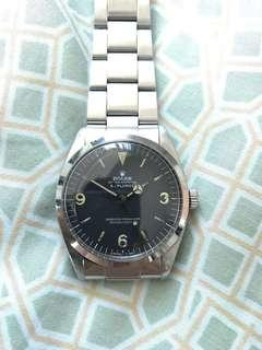 Rolex 5504 Explorer 369 Matter dial 粉面