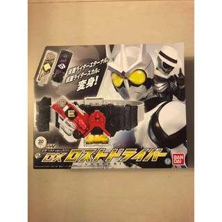 DX Kamen Rider W Double Lost Driver with Eternal & Skull Memory 20th Anniversary Edition