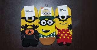 🚚 Minions on your feet