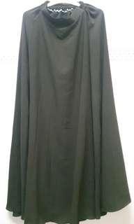 Emerald Green Skirt Labuh