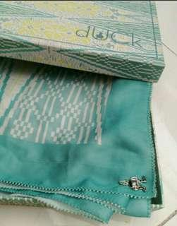 Duckscarves Songket