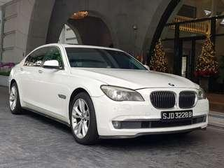 Limousine Services - BMW 7 Series
