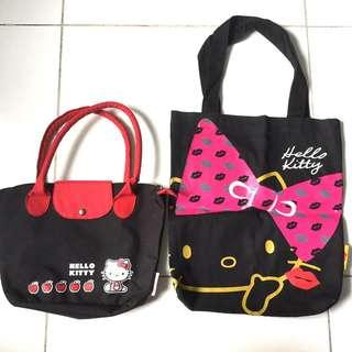 CLEARANCE SALE: Hello Kitty Sanrio Bags