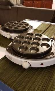 Dutch Poffertjes Machine