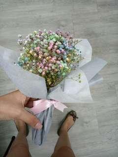 💐 Baby breath bouquet 🔥 last 8 bouquet 🔥