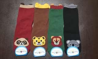 🚚 Animal Kingdom Socks