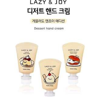 Lazy & Joy Hand Cream