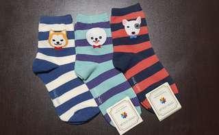 🚚 Strips Animal Socks