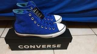 Converse ct as hi shoreline blue