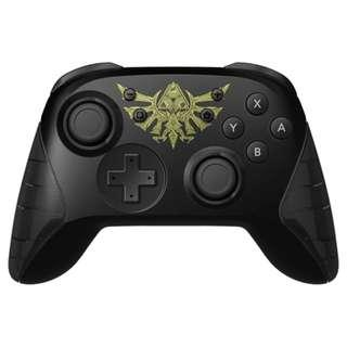 HORI Wireless HORIPAD Zelda Edition Rechargeable Controller for Nintendo Switch