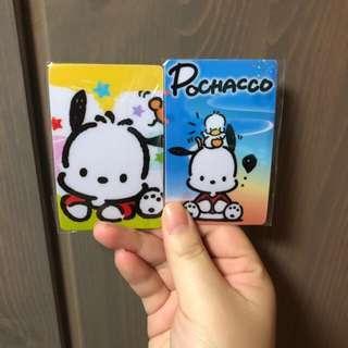 pochacco pc狗卡貼