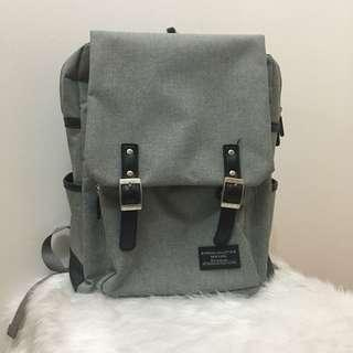 Korean Square Backpack