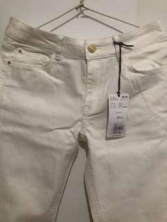 Skinny Patty White Jeans Mango NEW