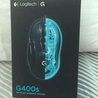 Logitech G400s Optical Gaming Mouse - Brand new !