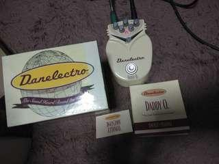 Danelectro Daddy O (Overdrive pedal)