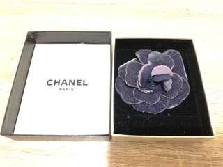 Chanel 山茶花 vintage brooch 胸針