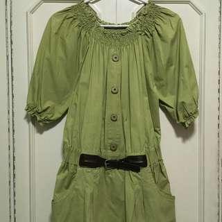 Casual Dress 3/4 sleeves