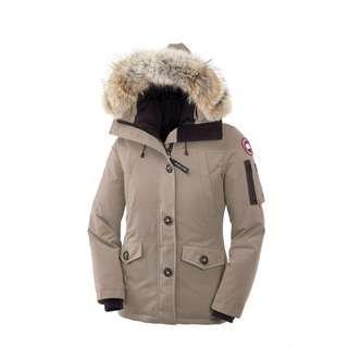 Canada goose montebello parka size XS