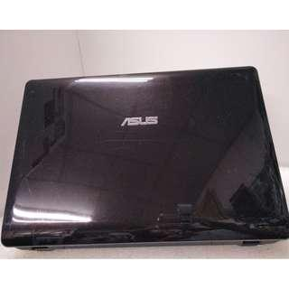筆電ASUS i7-720QM八核8T。8G。500G。獨顯。藍光。16吋 / 非Acer
