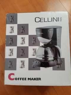 全新 意大利 蒸餾 咖啡機