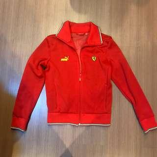 Puma Campion Ferrari Jacket
