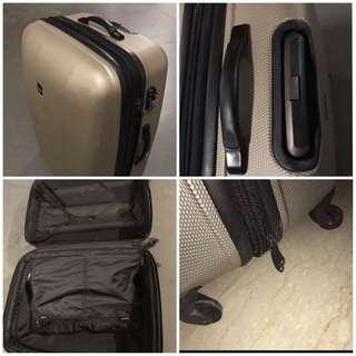 Golden Crossings luggage