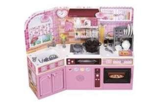 Licca Accessory-Cooking Range Big Kitchen